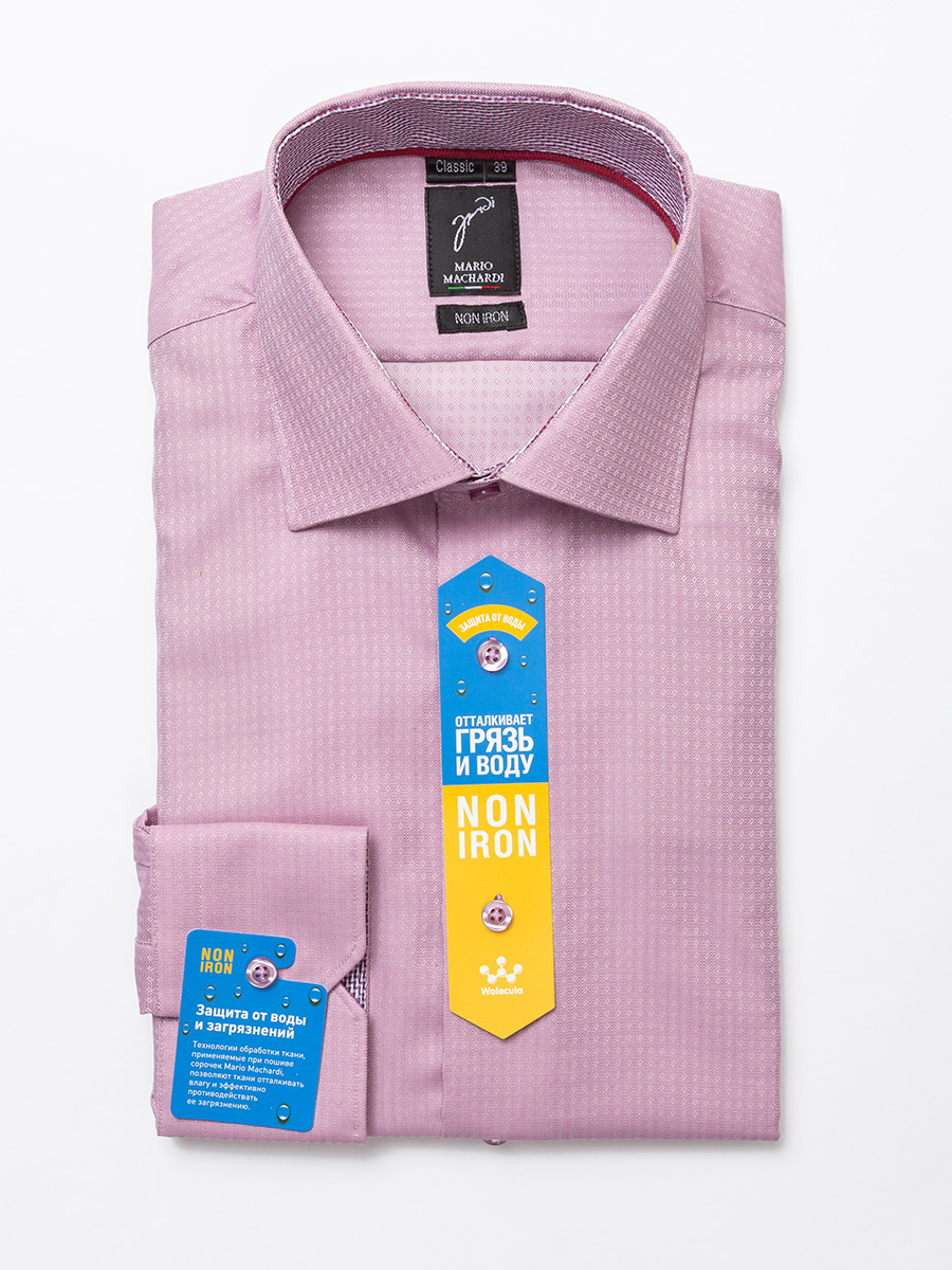 Mario Machardi рубашки NON IRON (SLIM FIT) арт.-C439332K-1