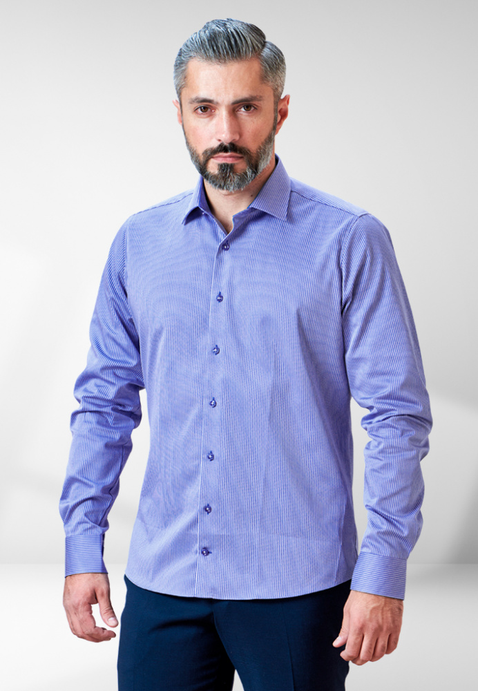 Mario Machardi рубашки NON IRON (SLIM FIT) арт.-SF28087kom