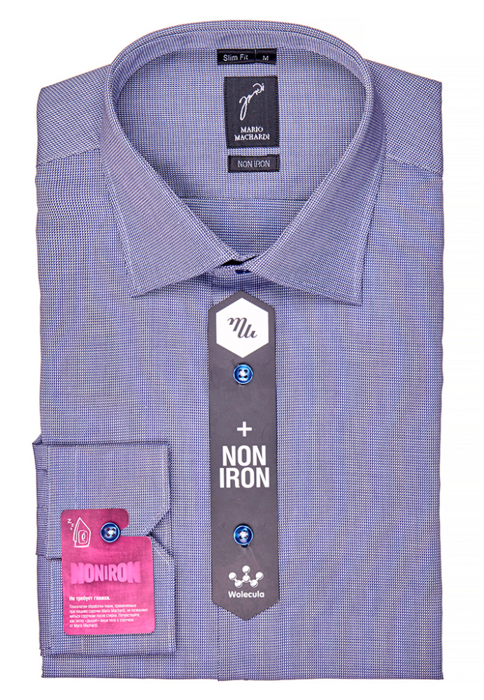 Mario Machardi рубашки NON IRON (SLIM FIT) арт.- SF39127