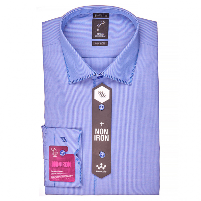 Mario Machardi NON IRON (SLIM FIT) арт.-SFBS28105