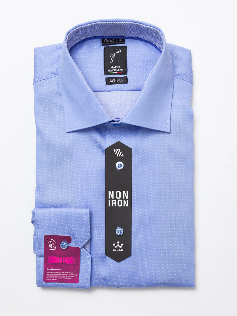 Mario Machardi рубашки NON IRON (SLIM FIT) арт.-C439307K