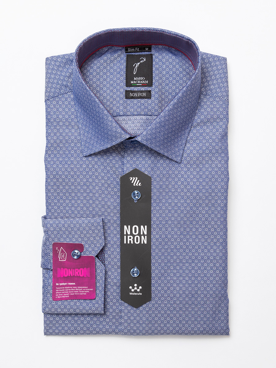 Mario Machardi рубашки NON IRON арт.-C39287K
