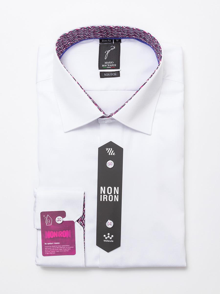 Mario Machardi рубашки NON IRON (SLIM FIT) арт.-C4108K
