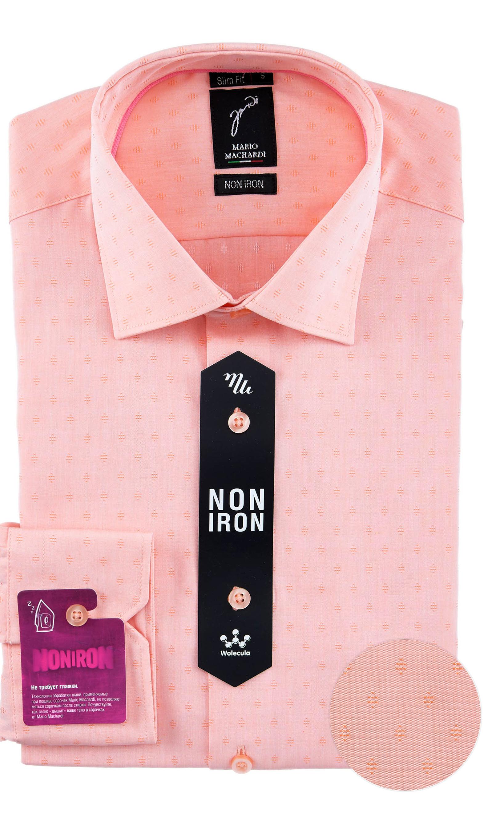 Mario Machardi рубашки NON IRON (SLIM FIT) арт.- СФ439251К-1