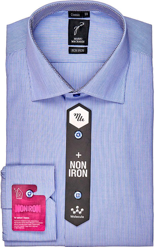 Mario Machardi рубашки NON IRON CLASSIC арт.- КЛ428103К-1