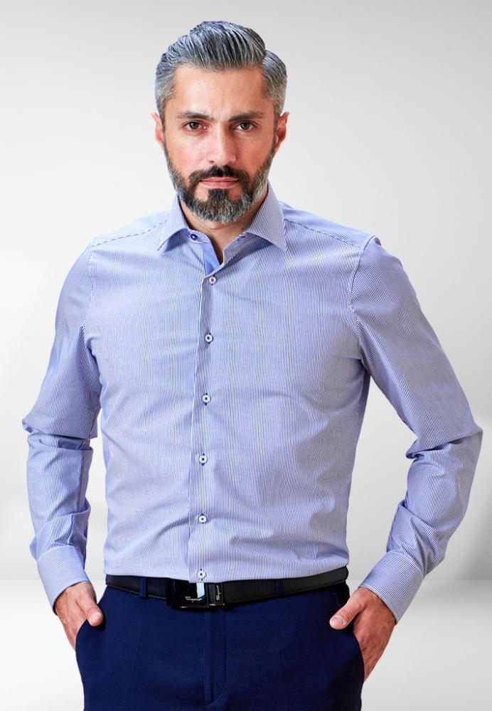 Mario Machardi рубашки NON IRON арт.-CL28096kom