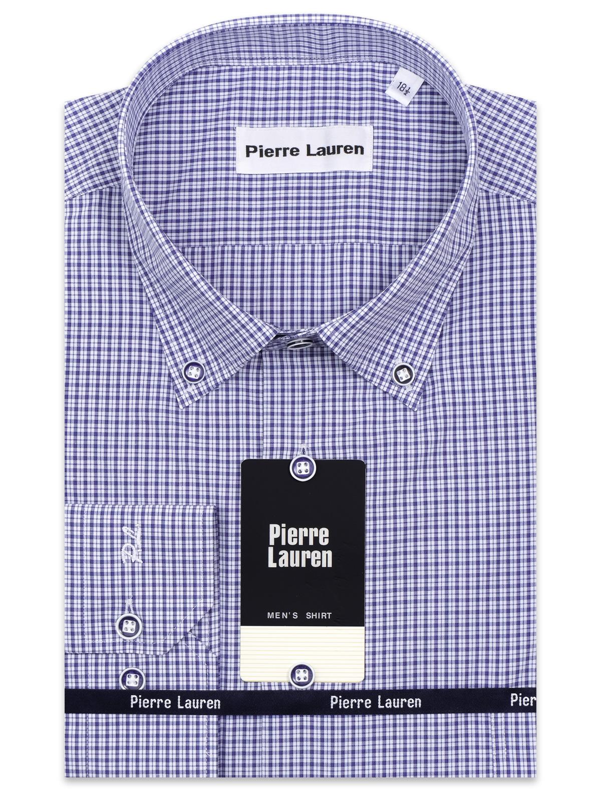 Рубашка PIERRE LAUREN большие размеры арт.- 1613БР