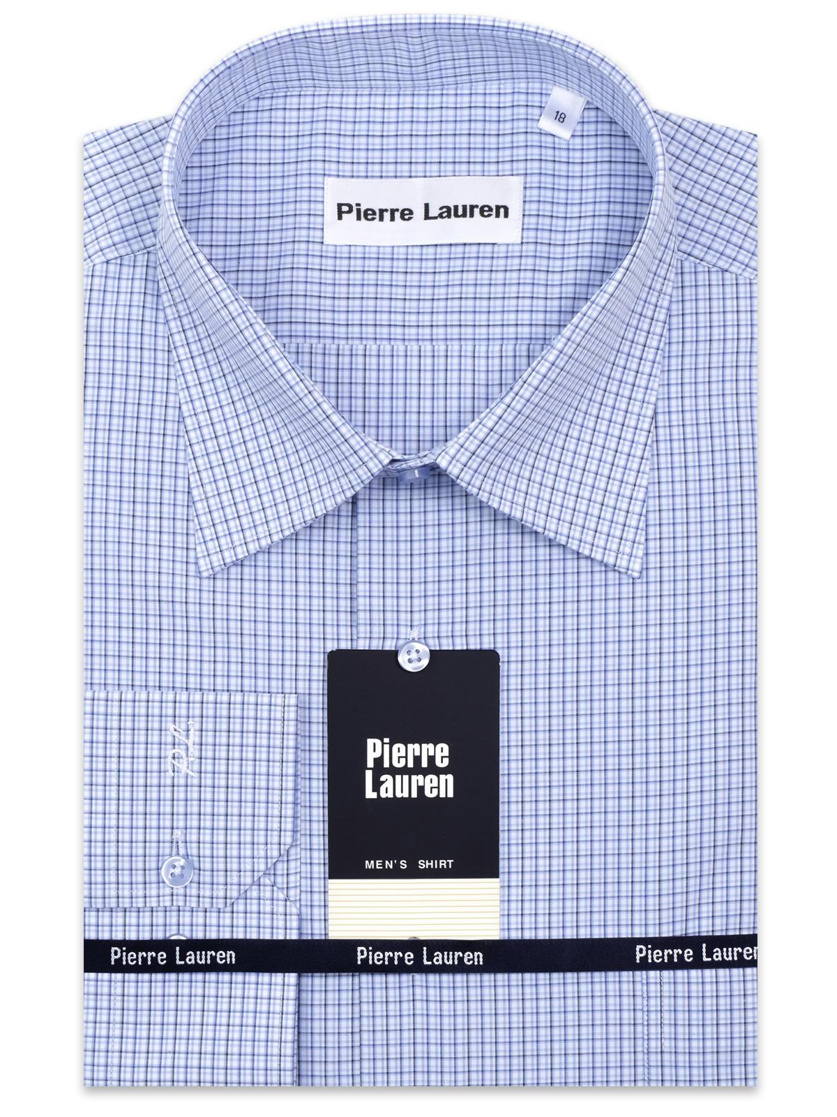 Рубашка PIERRE LAUREN большие размеры арт.- 1617БР