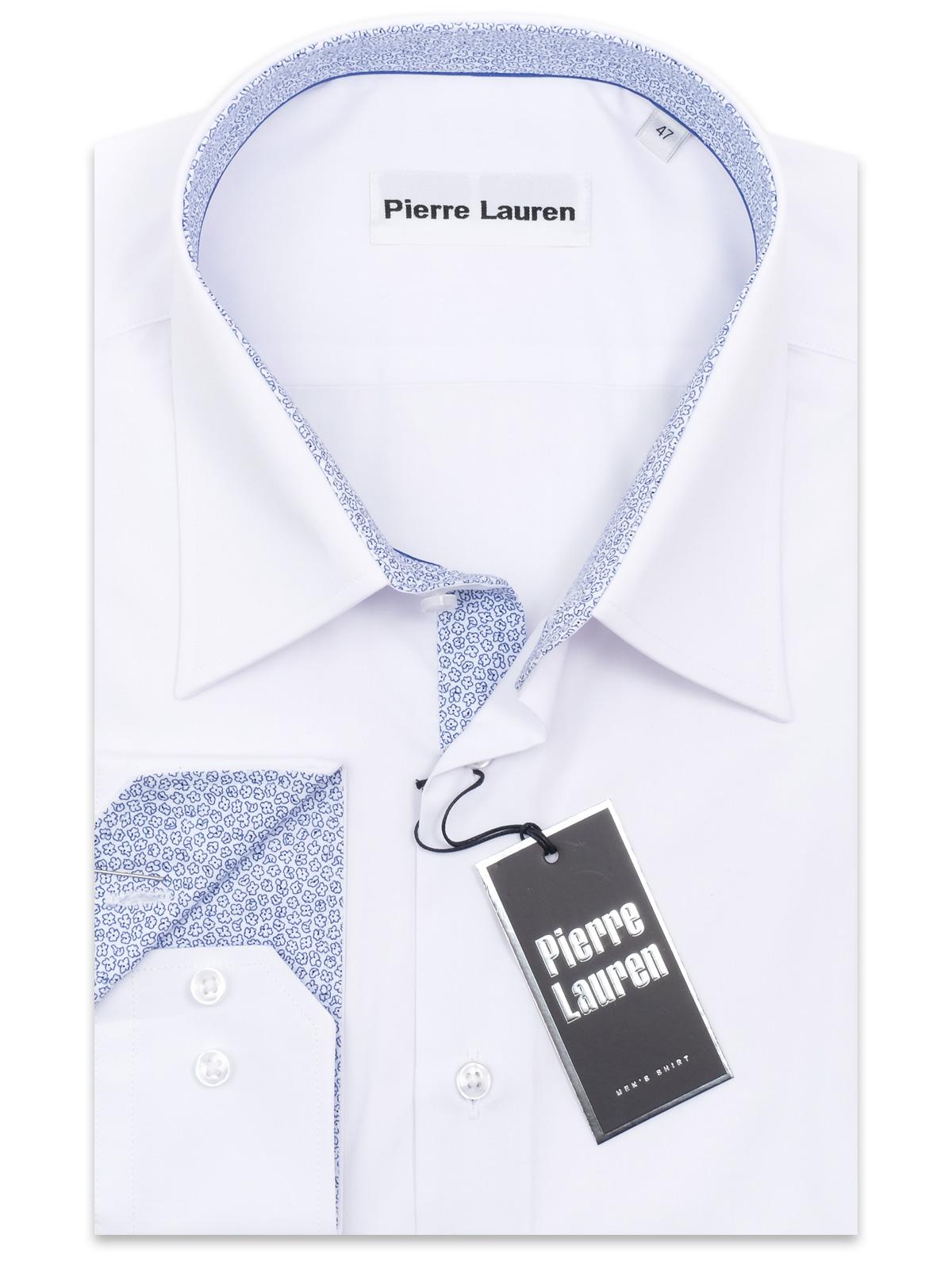 Рубашка PIERRE LAUREN большие размеры арт.- 0213БР