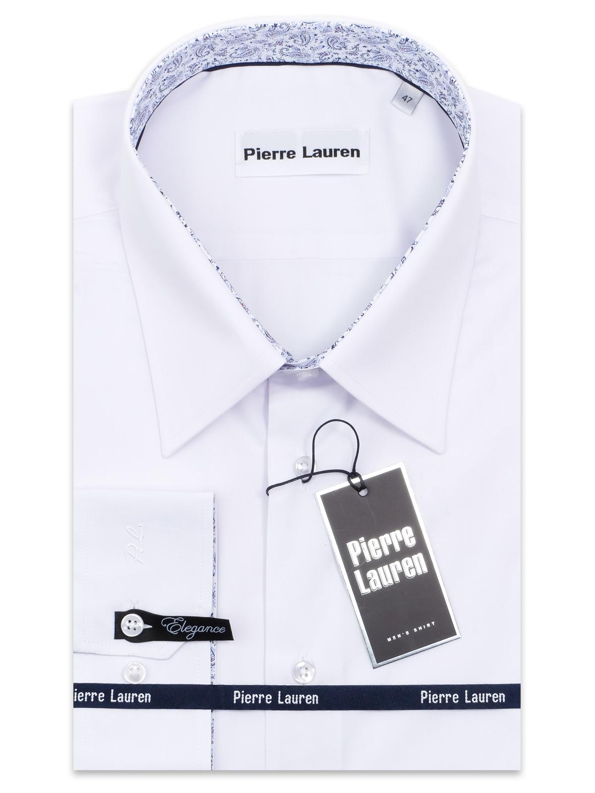 Рубашка PIERRE LAUREN большие размеры арт.- 0215БР
