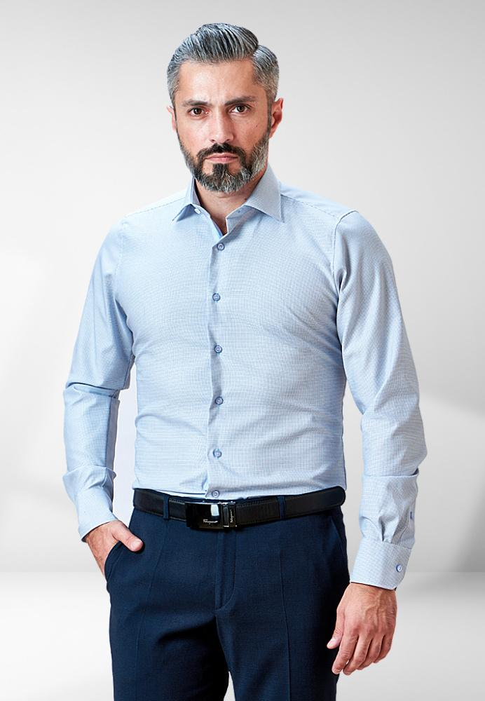 Mario Machardi рубашки NON IRON CLASSIC арт.-CL17025kom_2