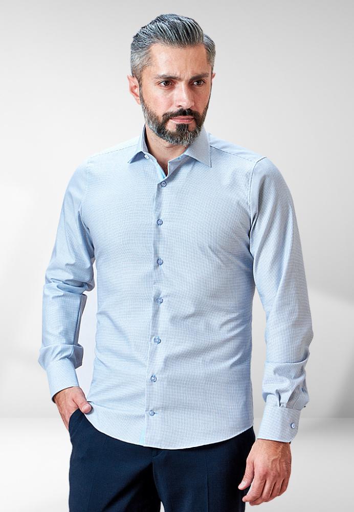 Mario Machardi рубашки NON IRON CLASSIC арт.-CL17025kom